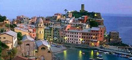 Italien Regionen ligurien straende.